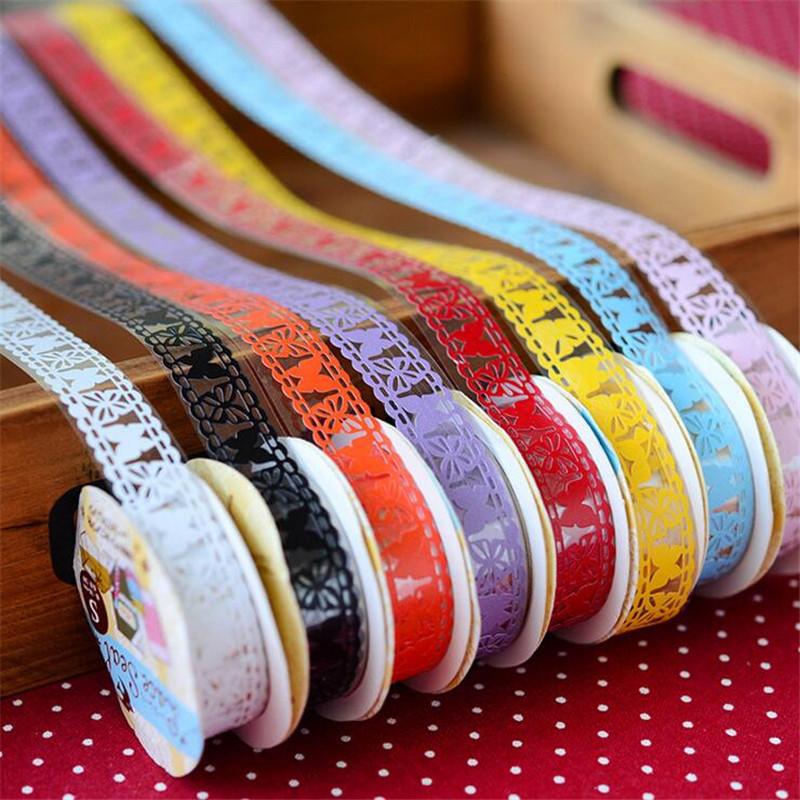 Как сделать декоративные ленты
