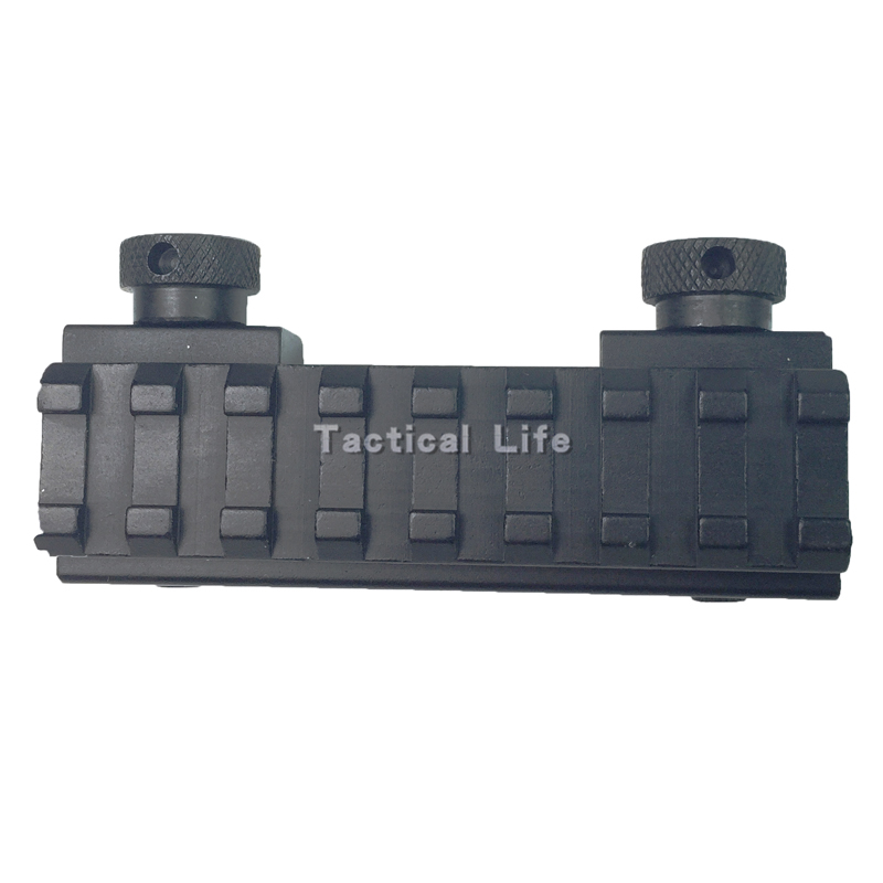 2016 Tactical D0016 Hunting AR Riser Scopes Lasers Extend Mount Picatinny/Weaver Rails(China (Mainland))