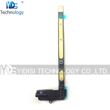 1PCS Original For iPad Air 2 For iPad 6 6th Earphone Headphone Audio Jack Flex Cable Ribbon Replacement Parts Black