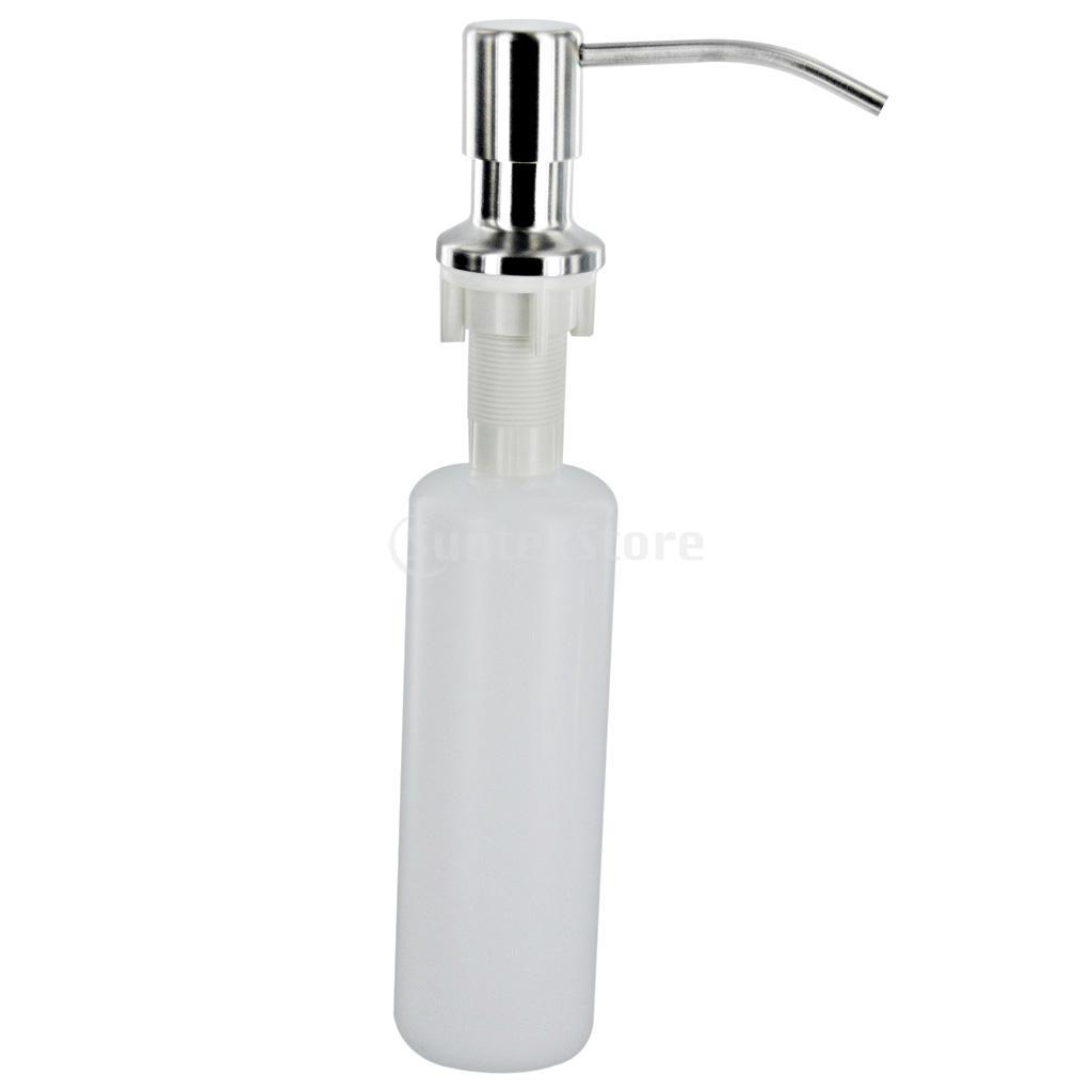 New Arrivals 2015 Metal Spout Plastic Bottle 300ml Kitchen