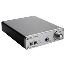 2016 New Mini Topping TP30 MARK2 MKII 2x15W TA2024 Digital Audio Power Amplifier Headphone AMP USB DAC Decoder Class T Amplifier(China (Mainland))