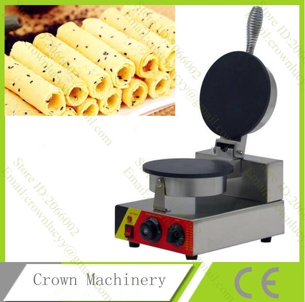 automatic egg roll machine