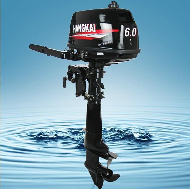 Лодочный мотор Hangkai 6HP 2 лодочный мотор sea pro f 9 9s new