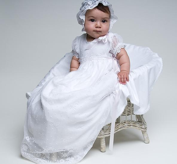 Galerry lace dress for toddler girl
