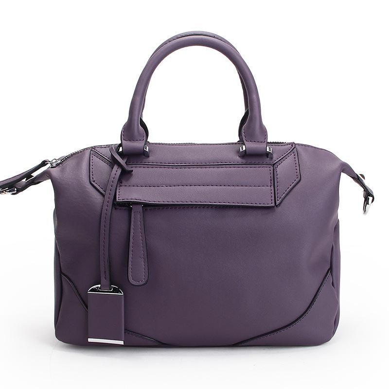Fashion Women Satchels Cattle Split Genuine Leather Handbag Criss-cross Solid Messenger Tote Bag<br><br>Aliexpress