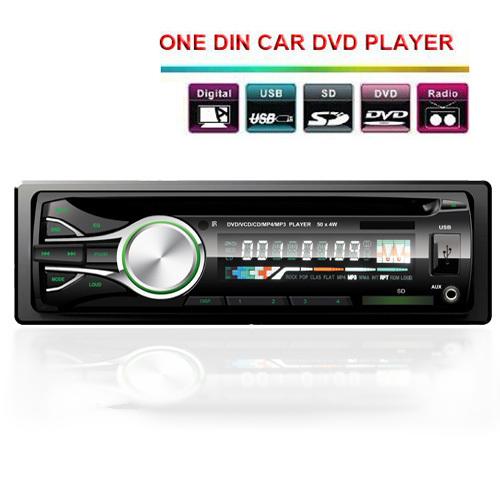 k-5215 1 din car dvd,1 din,No screen,Car dvd,Big power,Fix panel car dvd player(China (Mainland))