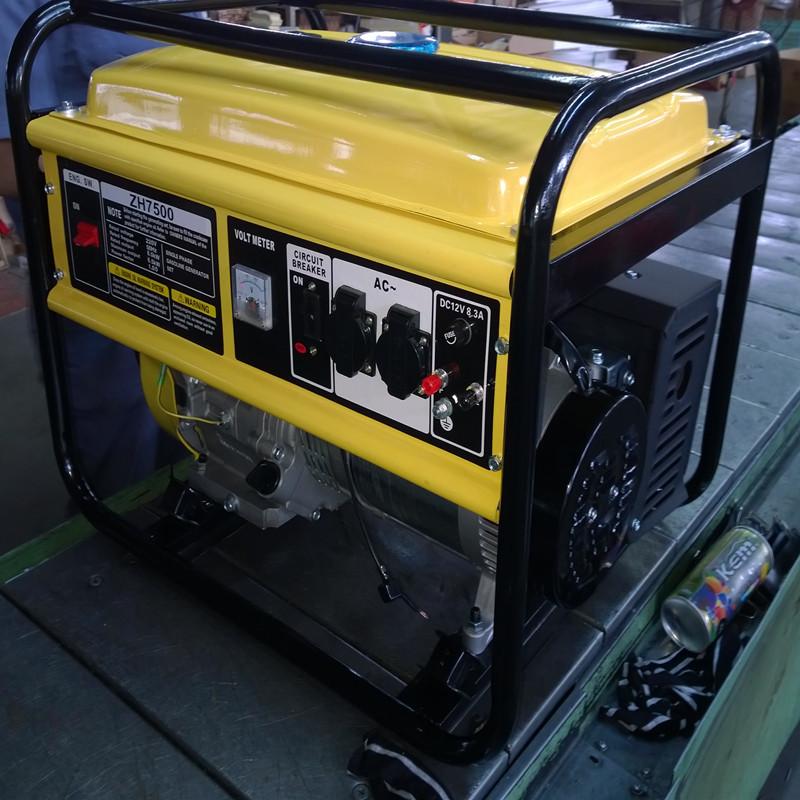 Compra generadores de energ a el ctrica online al por - Mini generador electrico ...