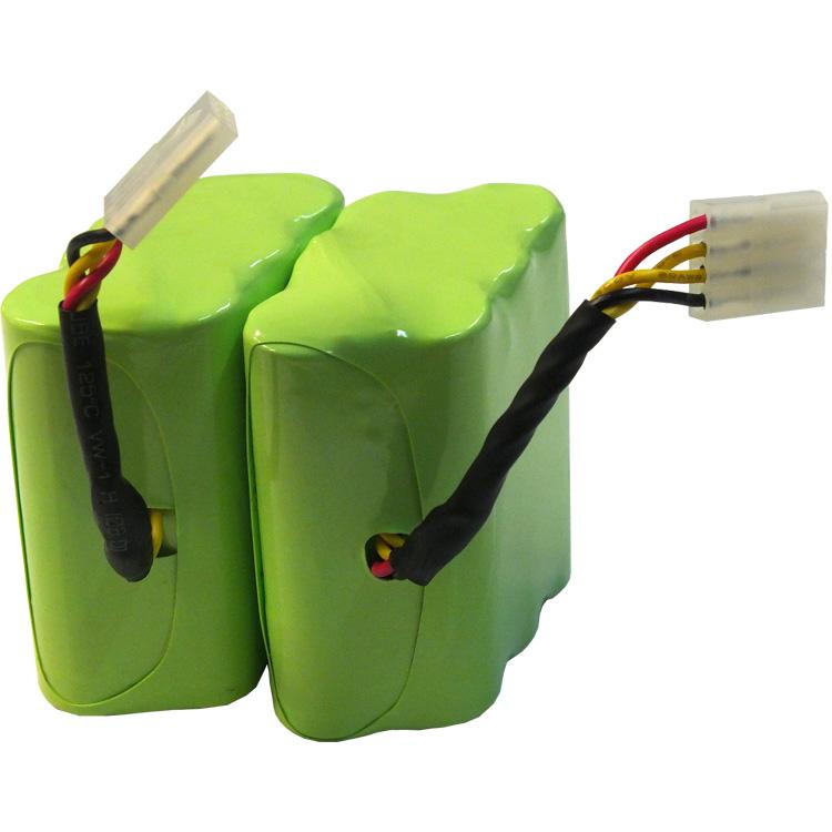 7.2V 3.5Ah 4.5Ah Ni-MH Battery 2 pcs For Neato XV-21 XV-11 XV-14 XV-15 Robot Vacuum Cleaner parts neato xv battery signature pro(China (Mainland))
