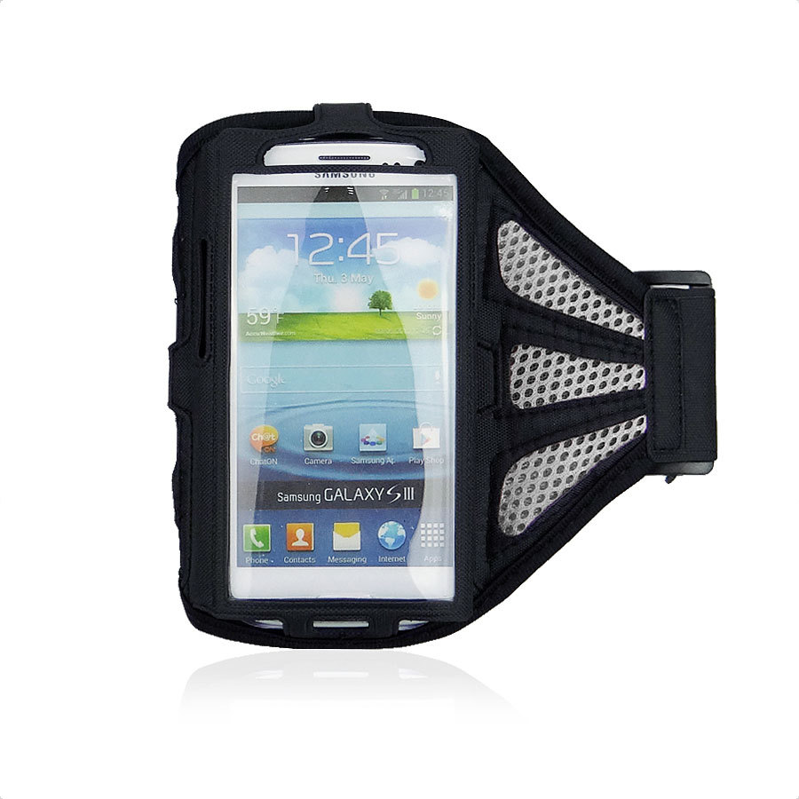"Mesh Hole Running SPORTS GYM Arm Belt Case for Samsung Galaxy S6 G9200/S5 i9600/S4 i9500/S3 i9300/for iphone 6 4.7"" Jogging Band"