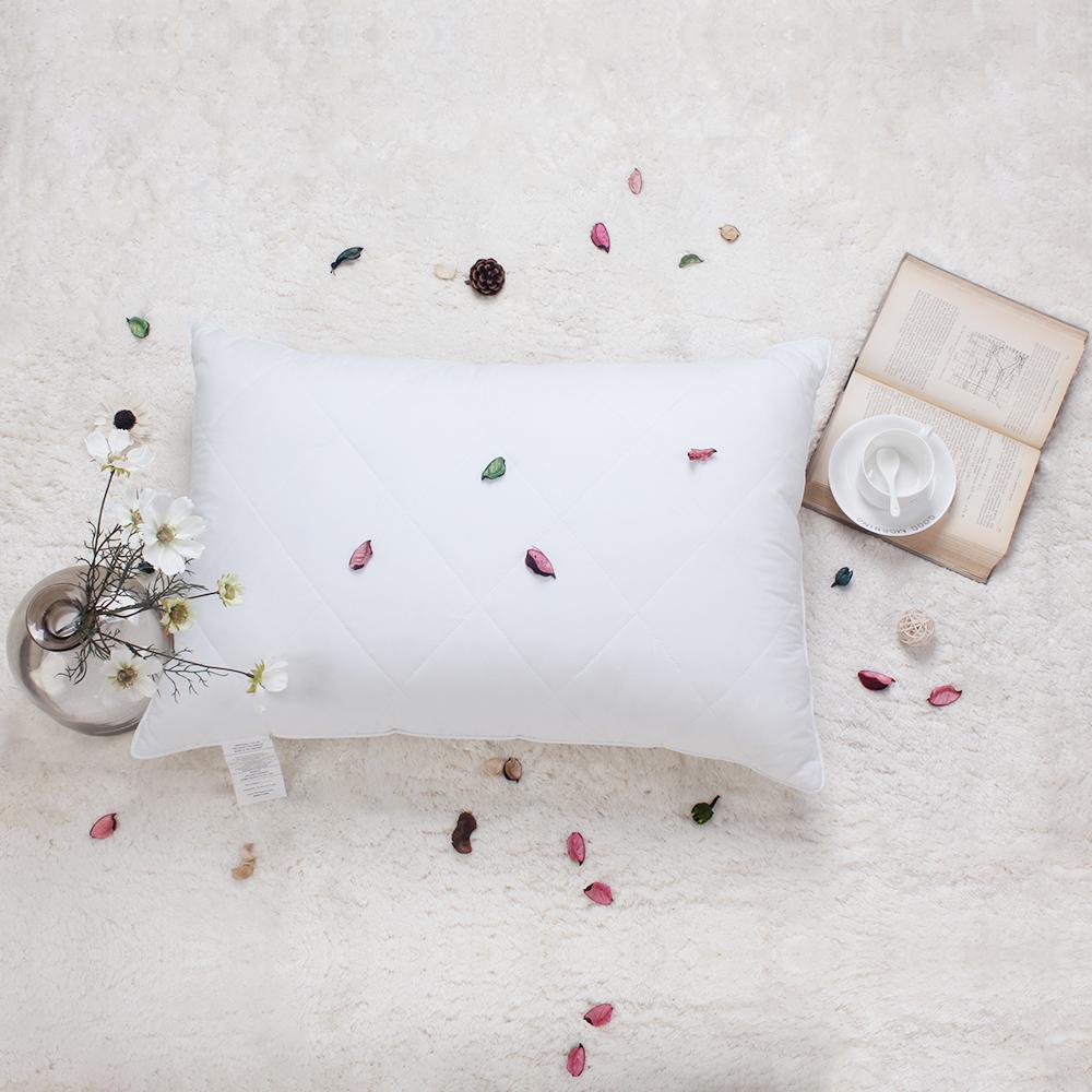 Compra almohada de plumas de ganso online al por mayor de - Almohada pluma de ganso ...