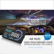 Buy Jaguar XF/ XJ/ XE/ XJR 2015 2016 Car HUD Head Display Safe Driving Screen Projector Refkecting Windshield for $59.80 in AliExpress store
