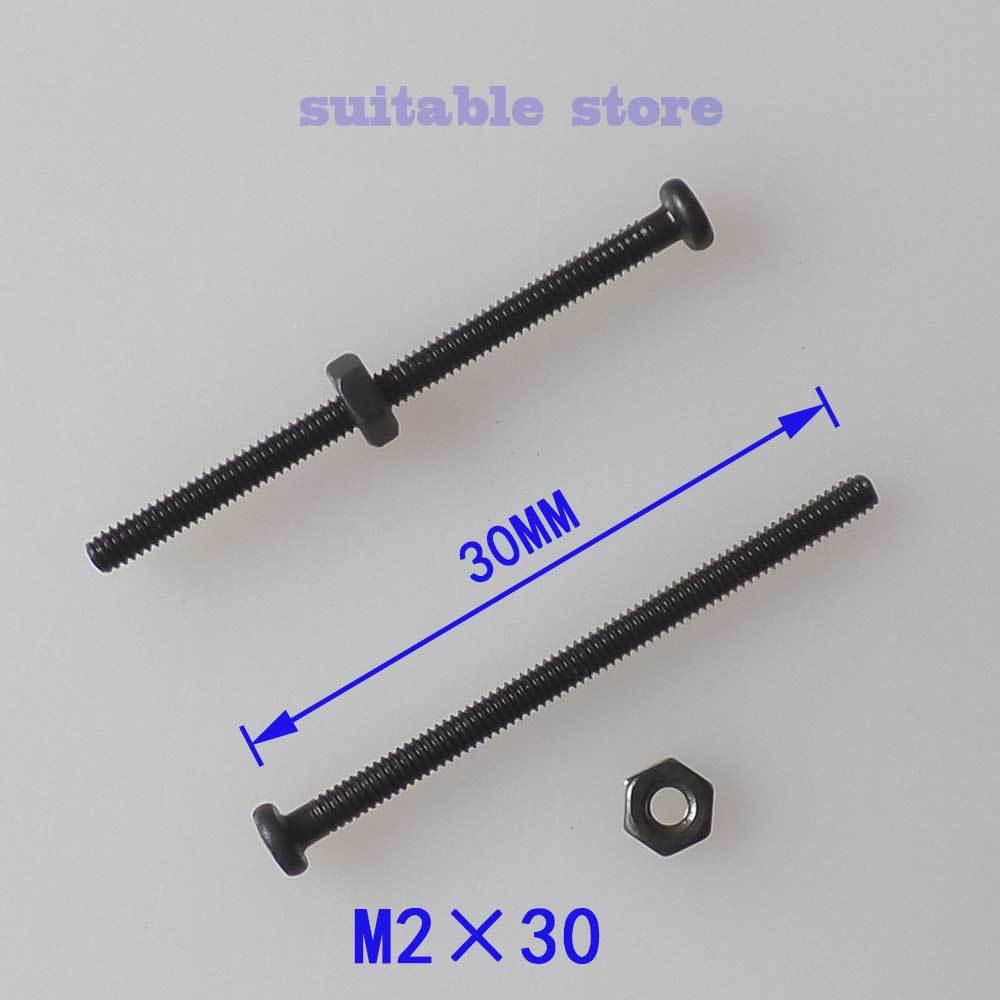 Болт Suitable 2 * 30 2 M2*30HX 30 2