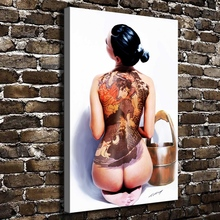 Wholesale tattoo art paintings