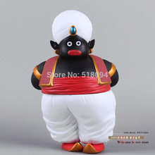 Free Shipping Anime Dragon Ball Mr. Popo PVC Action Figure Collection Model Toy 22CM DBFG134