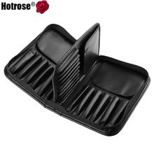 Hotrose 29 Pockets Makeup Artist Bags Zipper Holder Case For Men Women Cosmetic Case(China (Mainland))