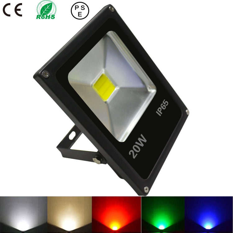 20w led flood light garden spotlight outdoor lampe