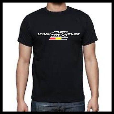 Mugen Power Logo tshirt(China (Mainland))