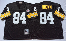 Pittsburgh s Ben Roethlisberger Heath Miller Antonio Brown Throwback for mens camouflage(China (Mainland))
