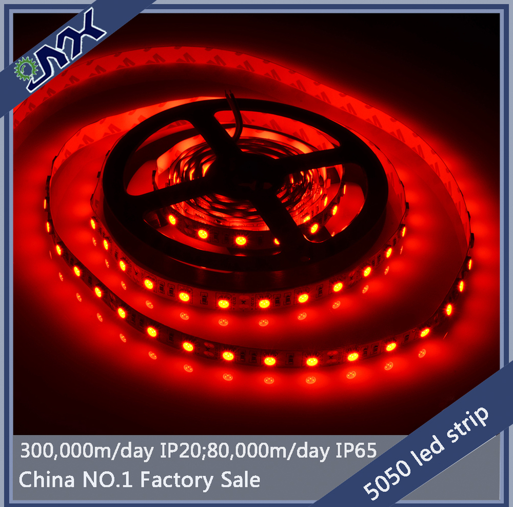 Hot Sale Square Led Ribbon Light 5m 12v Ip20 Led Strip Light 5050 Lightings For