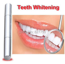 2pcs  Brazil Free Shipping Popular White Teeth Whitening Pen Tooth Gel Whitener Bleach Remove Stains