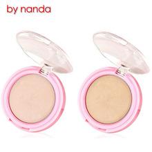 By NANDA Professional Makeup Eye Base Highlighter Primer Eye Shadow Nose Eye Concealer Cream Carry Bright Face Foundation(China (Mainland))
