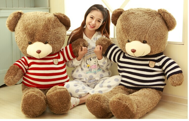 Здесь можно купить  huge 120cm sweater teddy bear , boffern bear plush toy ,thoffer pillow , birthday gift t6894 huge 120cm sweater teddy bear , boffern bear plush toy ,thoffer pillow , birthday gift t6894 Игрушки и Хобби