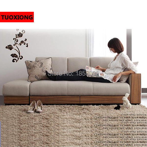 Soft sofa bed living room furniture sofa set folding for Sofa bed japan