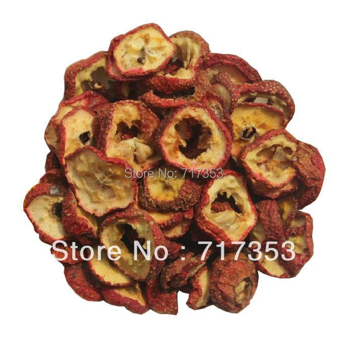 Wild Hawthorn Berry Hawthorn Fruit Herb Tea Dried Sliced 250g