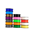 High Quality 13 Colours 3D Printer Filaments Consumables Material 1 75 3mm ABS PLA Optional for
