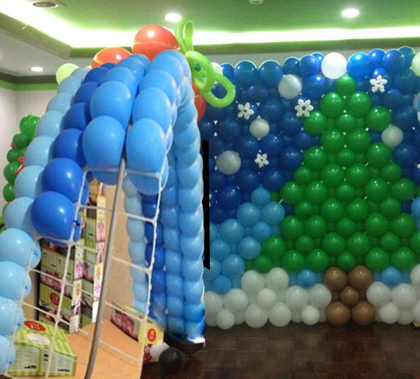 Buy free 20pcs lot balloon decoration for Balloon decoration kit