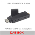 USB 2 0 Digital DAB Radio Tuner Receiver Stick For Android Car DVD Player Autoradio Stereo