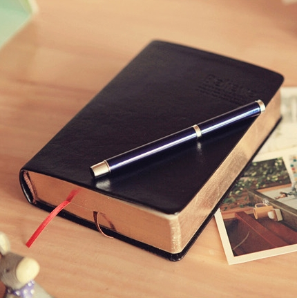 [ YOOFUN ] Believe Series Thick Leather Diary Notepad Notebook 2 Size 1Pcs<br><br>Aliexpress