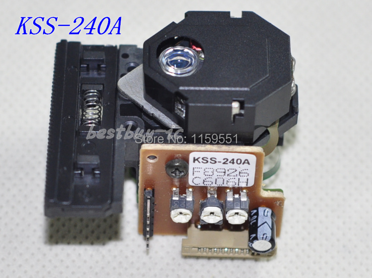 High Quality Wholesale KSS-240A Replacement Laser Lens KSS240A Optical Pick up CD DVD(China (Mainland))