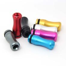20pcs/lot Metal Drip Tip Aluminum 510 Drip Tip Aluminum For Cartomizer Vivi Nova  DCT V2 Drip Tips eCigarette