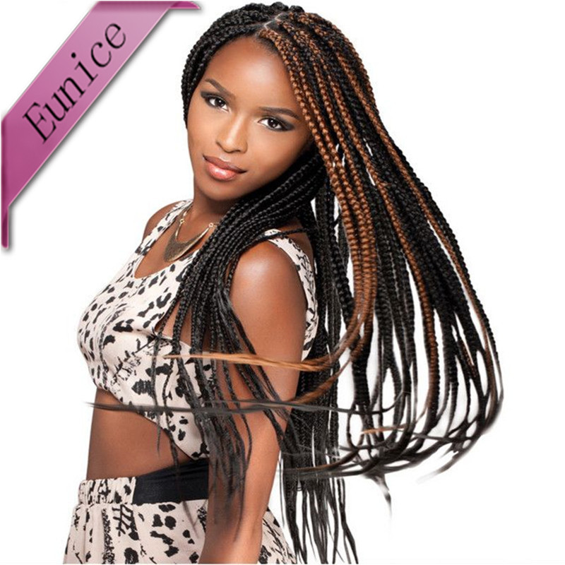 18 20 marley box braids afro twist braids bohemia style in synthetic bulk hair 20 roots/piece 99j red of colors <br><br>Aliexpress