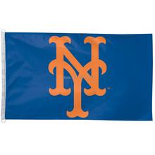 Buy New York Mets Flag 3' x 5' FT MLB Banner brass metal holes Flag Size No.4 144* 96cm Custom flag for $6.49 in AliExpress store