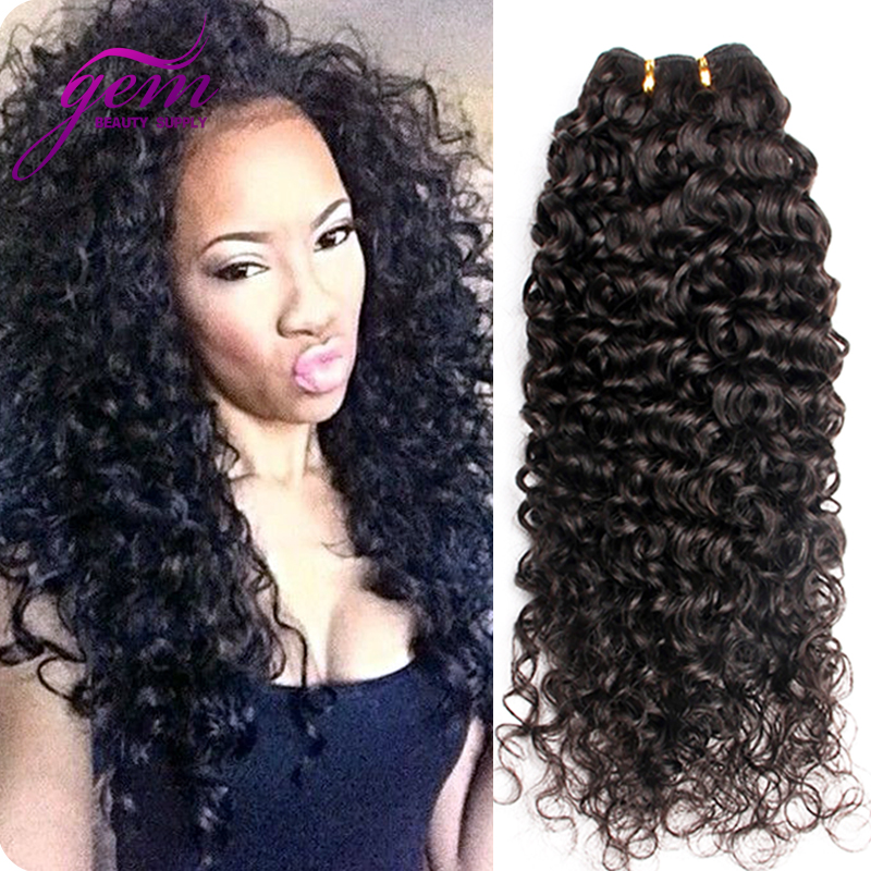 Гаджет  Unprocessed Malaysian Curly Hair Weave Bundles,Cheap Best Malaysian Hair Extensions Deep Wave Curly Human Hair Natural Color 1b None Волосы и аксессуары