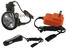Buy LED Mining Light Headlamp Battery Charger Free for $420.00 in AliExpress store