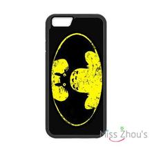 For iphone 4/4s 5/5s 5c SE 6/6s plus ipod touch 4/5/6 back skins mobile cellphone cases cover Batman Totoro Yellow