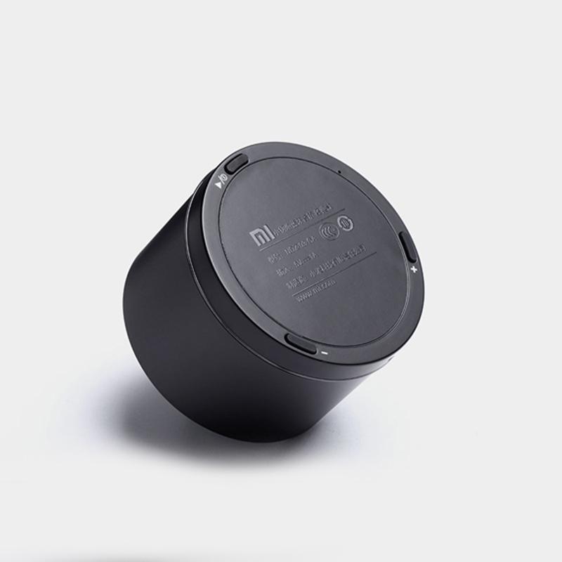 Original Xiaomi Wireless Bluetooth Speakers Small Steel Gun Mi Subwoofer Speakers For Xiaomi Iphone Samsung Huawei