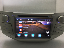 Free shipping 7inch Car Radio 2 Din DVD Player FOR LEXUS RX300 RX330 RX350 RX400H GPS Navigation in Dash Car PC Stereo TV map