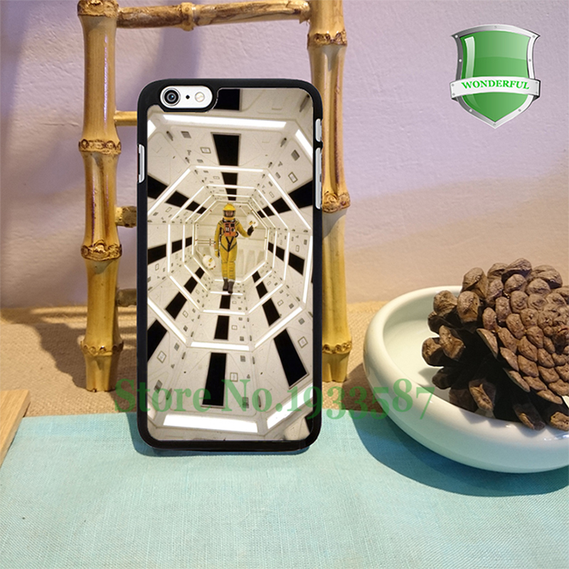 SPACE ODYSSEY HALLWAY Fashion Cell Phone Cases For Iphone 6s 6sPlus 6 6Plus 5 5s 5c 4 4s T*1648(China (Mainland))