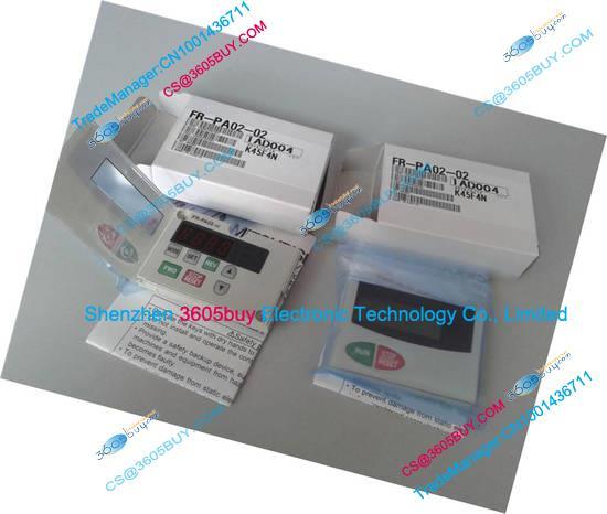 E500 series inverter operation panel FR-PA02-02 new Original<br><br>Aliexpress