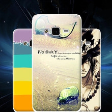 Colored Drawing TPU Gel Soft Painted Case Cover Samsung Galaxy J3(2016) - Online Store 232922 store