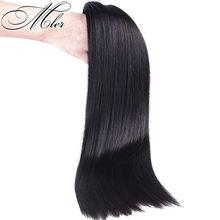 Indian Remy Hair Straight 6A Grade Cheap Straight Human Hair Bundles Virgin Hair Straight 3pcs/Lot Color 1B Thick & Soft Hair