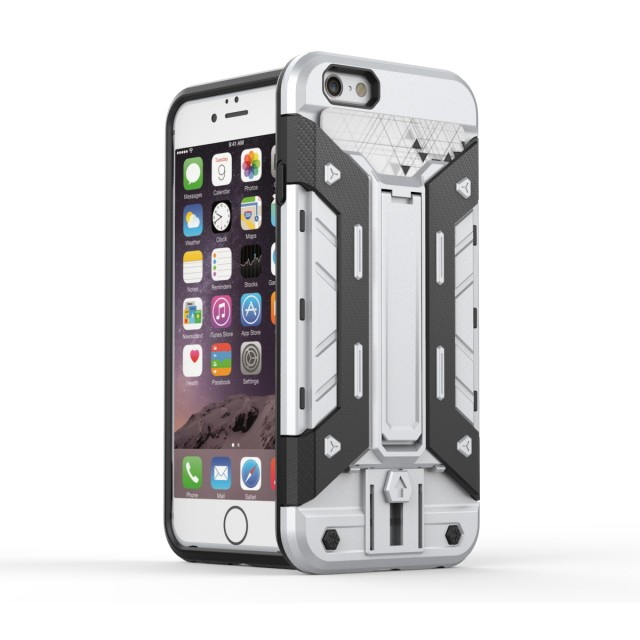 thick heavy duty hybrid military armor case cover for iphone 6 s i6 plus for iphone iPhon 5s se 5 cover case bag Celular phone