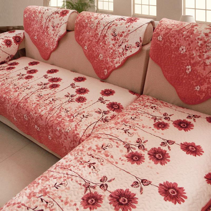 2015 limited seconds kill cotton almofadas para sofa almofada cushions flannel fashion super soft sofa cushion piaochuang pad(China (Mainland))