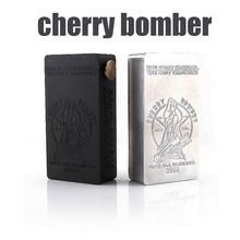 Сумасшедший продажи Cherry бомбардировщик механическая модель электронный сигарета Cherry бомбардировщик коробка мод
