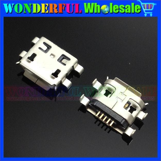 Micro 5P USB,5pin MINI USB Jack For Lenovo S880 / Huawei C8650 U8661/OPPO r801 T703 u521-5pin(China (Mainland))