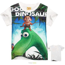 boys t shirt the good dinosaur boys clothing summer children t shirts kids clothes short sleeve t-shirt dinosaur tops fashion